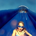 (Video) Nivea Unveils The SunSlide : A Water Slide That Applies Suncream