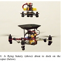 (PDF) Flying Batteries : In-flight Battery Switching to Increase Multirotor Flight Time