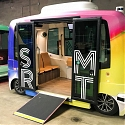 (Video) Self-Driving Mass Transit Arrives on American Streets - Easy Mile