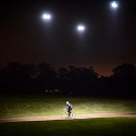 On A Dark Street, You Can Summon These Drones To Light Your Way Home - Fleetlights