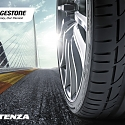 Bridgestone's New Car Tire Technology Detects Road Conditions