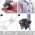 (PDF) Rovables : Miniature On-Body Robots as Mobile Wearables