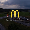 Mcdonald's Drive-Thru Electric Charging Stations in Sweden - McCharge