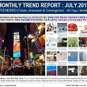 Monthly Trend Report - July. 2015 Edition