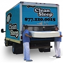 (Video) Clean Sleep – Mattress Cleaning Truck on Shark Tank Works In 15 Minutes