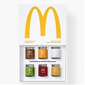 Mcdonald's Newly Launched Merchandise Includes Burger-Scented Candles