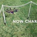 (Video) In-Flight Charging Gives Drones Unlimited Autonomous Range