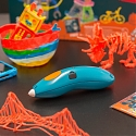 (Video) Hands-On with the 3Doodler Start, a 3D Pen for Kids