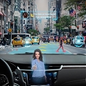 Futurus Wants to Turn Your Car's Whole Windscreen Into an AR Display
