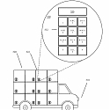 (Patent) Google Wants to Deliver Packages From Self-Driving Trucks