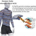 (Paper) MIT's Comfortable Shirts Loaded with Body Sensors - E-TeCS