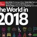 (Infographic) Economist - The Year in Charts