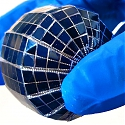 Spherical Solar Cells Soak Up Scattered Sunlight