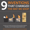 (Infographic) 9 Inventions That Changed The Way We Shop