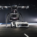 "(Video) Audi, Airbus and Italdesign Test Flying Taxi Concept - ""Pop.Up Next"""