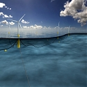 (Video) World's First Floating Wind Farm to be Built Off Scottish Coast - Hywind