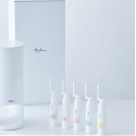 Shiseido Launches Internet of Things Skincare System - Optune