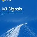 (PDF) Microsoft - IoT Signals Research Report on 'State of IoT Adoption'