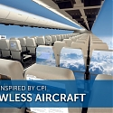 (Video) In 10 Years, Windowless Planes Will Give Passengers A Panoramic View Of The Sky