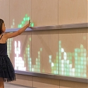 (Video) Motion-Sensing Wall Panels Animate Boring Interiors