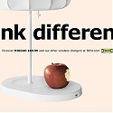 Ikea Piggybacks on Apple With Playful Ads for Its Wireless-Charging Lamp