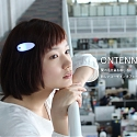 "(Video) Ontenna Hairclip Helps the Deaf ""Hear"" Using Vibrations and Light"