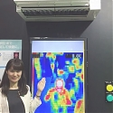 World's First AI Room Air Conditioner from Mitsubishi Measures The Temperature Change of a Person