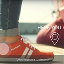 (Video) EasyJet Smart Shoes Let You Follow Your Feet - Sneakairs