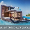 The Floating Seahorses - Dubai is Building Breathtaking Underwater Villas