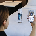 (Video) 'Marriott Hotel x LIFEWTR' Invites Hotel Guests to Redecorate Using AR