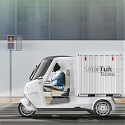 The Tuk Tuk of Tomorrow - SmarTuk