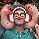 JBL Launches Noise-Cancelling Headphone Campaign Via Cheil Hong Kong