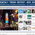 Monthly Trend Report - November. 2018 Edition