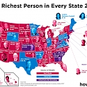 Meet The Richest Person in Every U.S. State in 2017