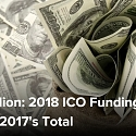 2018 ICO Funding Has Passed 2017's Total