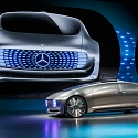 (Video) Why Mercedes's Self-Driving Car Is So Much More Tempting Than Google's