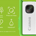 Canon Launches Tiny Clip-on Camera the Size of a USB Flash Drive - IVY REC