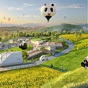 Sasaki Masterplans Panda Reserve in China for One of the World's Fastest Growing Cities