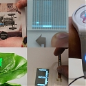 (Video) PrintDisplay : DIY Displays and Touchscreens Anyone can Print