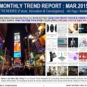 Monthly Trend Report - March. 2015 Edition