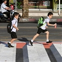 Thailand's 'Floating' Crosswalk Makes Drivers Stop and Look