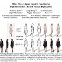 (Paper) PIFu: Pixel-Aligned Implicit Function for High-Resolution Clothed Human Digitization