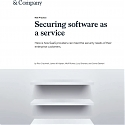 (PDF) Mckinsey - Securing Software as a Service