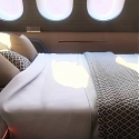 (Video) Future Airline Cabin Designs Look Like Hotel Rooms - First Spaces
