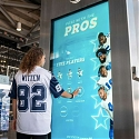 (Video) AT&T Stadium Brings The Game Closer with 5G and AR - 'Pose With The Pros'