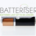 (Video) Batteriser is a $2.50 Gadget That Extends Disposable Battery Life by 800%