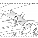 (Patent) Toyota Patents Cloaking Device to Help 'See' Through Car Pillars