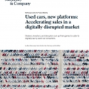 (PDF) Mckinsey - Used Cars, New Platforms: Accelerating Sales in a Digitally Disrupted Market