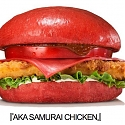 Red Samurai Burger