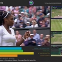 IBM Uses AI to Serve Up Wimbledon Highlights